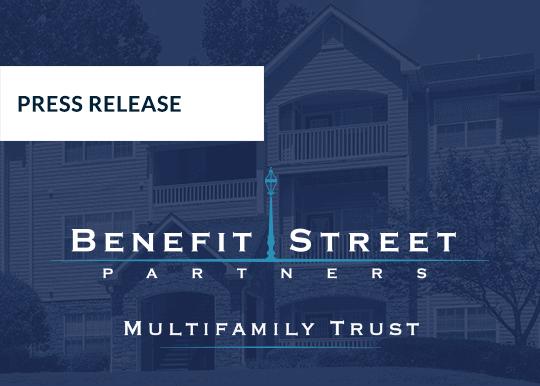 BSPMT - Benefit Street Partners Multifamily Trust