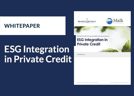 ESG whitepaper